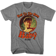 Army of Darkness Fantasy Cult Film Hail to The King Baby Adult Short Sleeve T-Shirt Graphic Tee