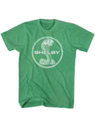 Shelby vintage racing Cobra snake American Race Car Adult T-shirt Graphic Tee