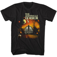 The Amityville American Horror Movie Adult Short Sleeve T-Shirt Graphic Tee