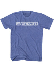 Shelby Logo badge American Sports race Car Adult T-shirt Graphic Tee