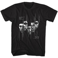 Scareface 80s Movie Tony Montana We Loved the American Dream With a Vengeance Adult Short Sleeve T-Shirt Graphic Tee