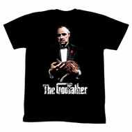 Godfather The Movie New G Adult T-Shirt Tee