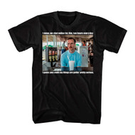 Napoleon Dynamite Comedy Movie Kip Chat Online Serious Adult T-Shirt Tee