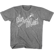 Saved by the Bell TV Show The Max Magician Wand Toddler Short Sleeve T-Shirt Graphic Tee