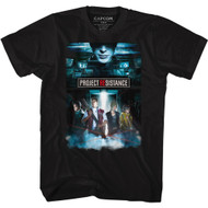 Resident Evil 3 Video Game Nemesis Project Resistance Adult Short Sleeve T-Shirt Graphic Tee