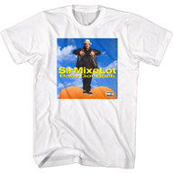 Sir Mix A Lot Rapper Baby Got Back Album Cover Adult Short Sleeve T-Shirt