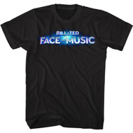 Bill & Ted Face The Music 2020 Movie Logo The Music Adult Short Sleeve T-Shirt