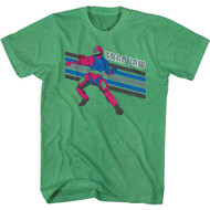 Masters of the Universe 80s Cartoon Trap Jaw Image Adult Short Sleeve T-Shirt Tee