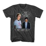 Napoleon Dynamite Comedy Movie Listen To Your Heart Adult T-Shirt Tee