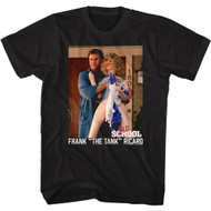 Old School Movie Frank The Tank Ricard Adult Short Sleeve T-Shirt Graphic Tee