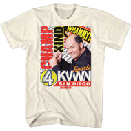 Anchorman Movie Champ Kind Whammy Channel 4 Sports News Adult Short Sleeve T-Shirt