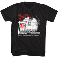 The Amityville Horror 70s Movie For Sale Adult Short Sleeve T-Shirt Graphic Tee