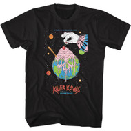 Killer Klowns Movie In Space, No One Can Eat Ice Cream Adult Short Sleeve T-Shirt