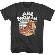 Ferris Bueller's Day Off Abe Froman Sausage King Adult Short Sleeve T-Shirt