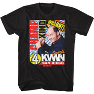 Anchorman Movie Champ Kind Whammy 4 Sports Adult Short Sleeve T-Shirt Graphic Tee