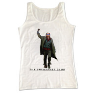 Breakfast Club 1980's Teen Movie Judd Nelson Bender Fist Pump Adult Tank Top