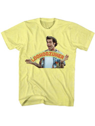 Ace Ventura 1994 Comedy Movie Jim Carrey LoohooZuher Loser Yellow Adult T-Shirt