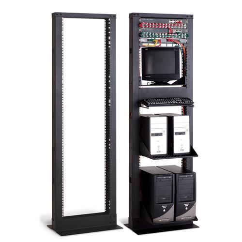 2-Post Open Frame Server Racks