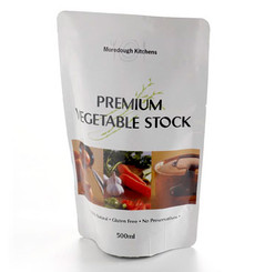 Moredough Kitchens Premium Vegetable Stock 500ml