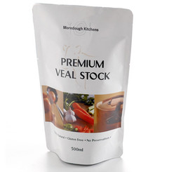 Moredough Kitchens Premium Veal Stock 500ml