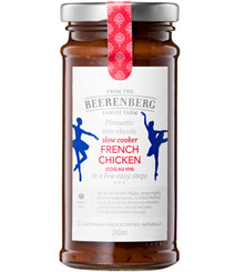 Beerenberg Slow Cooker French Chicken Coq Au Vin 240ml