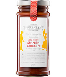Beerenberg Slow Cooker Spanish Chicken 240ml