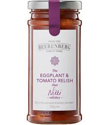 Beerenberg Eggplant and Tomato Relish 260g