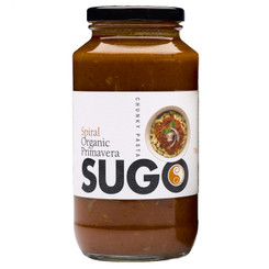 Spiral Organic Primavera Sugo 709g  (Sold in boxes of 6)