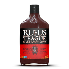 Rufus Teague Blazin Hot Sauce 453g