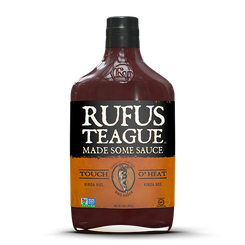Rufus Teague Touch O'Heat Sauce 453g