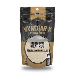 Wyld Smoke Rub Vynegar X Reserve Blend 150g (24)