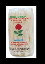 Rose Brand Rice Sticks 3mm (Chantaboon) 375g (12)