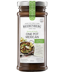 Beerenberg Meal Base Mexican One Pot 240ml (8)