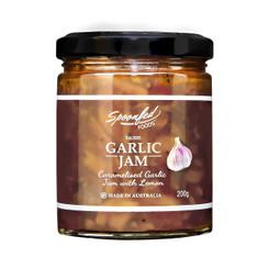 Spoonfed Garlic Jam 6x200g