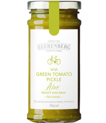 Beerenberg Green Tomato Pickle 260g