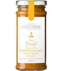 Beerenberg Mango Chutney 280g