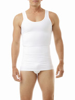 MEN'S COMPRESSION SHIRT GIRDLE STYLE #993 (2X -4X)