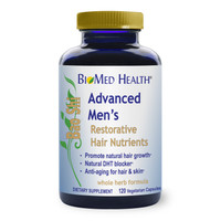 Advanced Men's Restorative Hair Nutrients