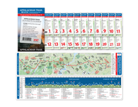 Appalachian Trail Pocket Profile - Entire Set