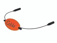 Cablz Eyewear Float Retainer - Orange