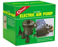 Coghlan's 110V / 120V  Electric Air Pump #0809