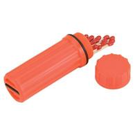 Coleman Plastic Match Holder with 25 Match Sticks