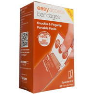 Adventure Medical Kits Easy Access Fabric Knuckle/Fingertip Bandages