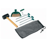 Coleman Tent Kit with Stakes and Hammer