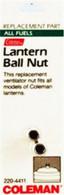 Coleman Lantern Ball Nut