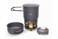 Esbit Alcohol Stove and Trekking Cookset