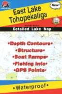 Fishing Hot Spots Chart - East Lake Tohopekaliga