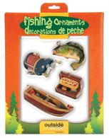 GSI Cast Fishing Orament Set