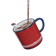 GSI Hot Chocolate Ornament