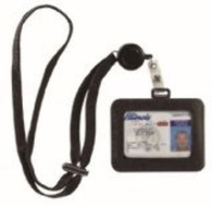 Lewis N Clark RFID ID Holder with Security Shield - LC-1241